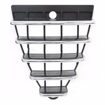 Alfa Romeo 147 2005-2007 Front Bumper Top Main Grille Chrome New High Quality